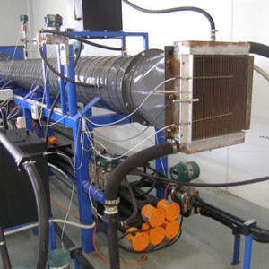 Allied's Air Cooled Heat Exchanger Test Unit recognized as leading edge equipment