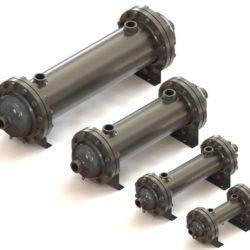 Hydraulic Oil Cooler Heat Exchangers