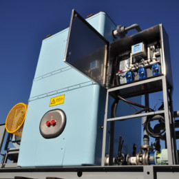 Skid-mounted-fully-auto-cooling-tower