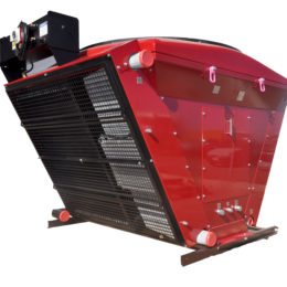 Drill Rig V Pack Cooling System