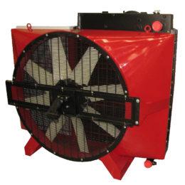 Vertical Cooling Radiator